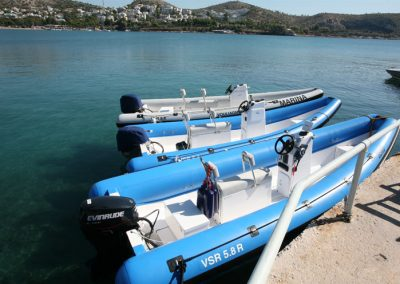 Dinghies and fleets  - VSR Ribs For Hire
