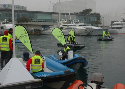 Hire Boat For Organisers